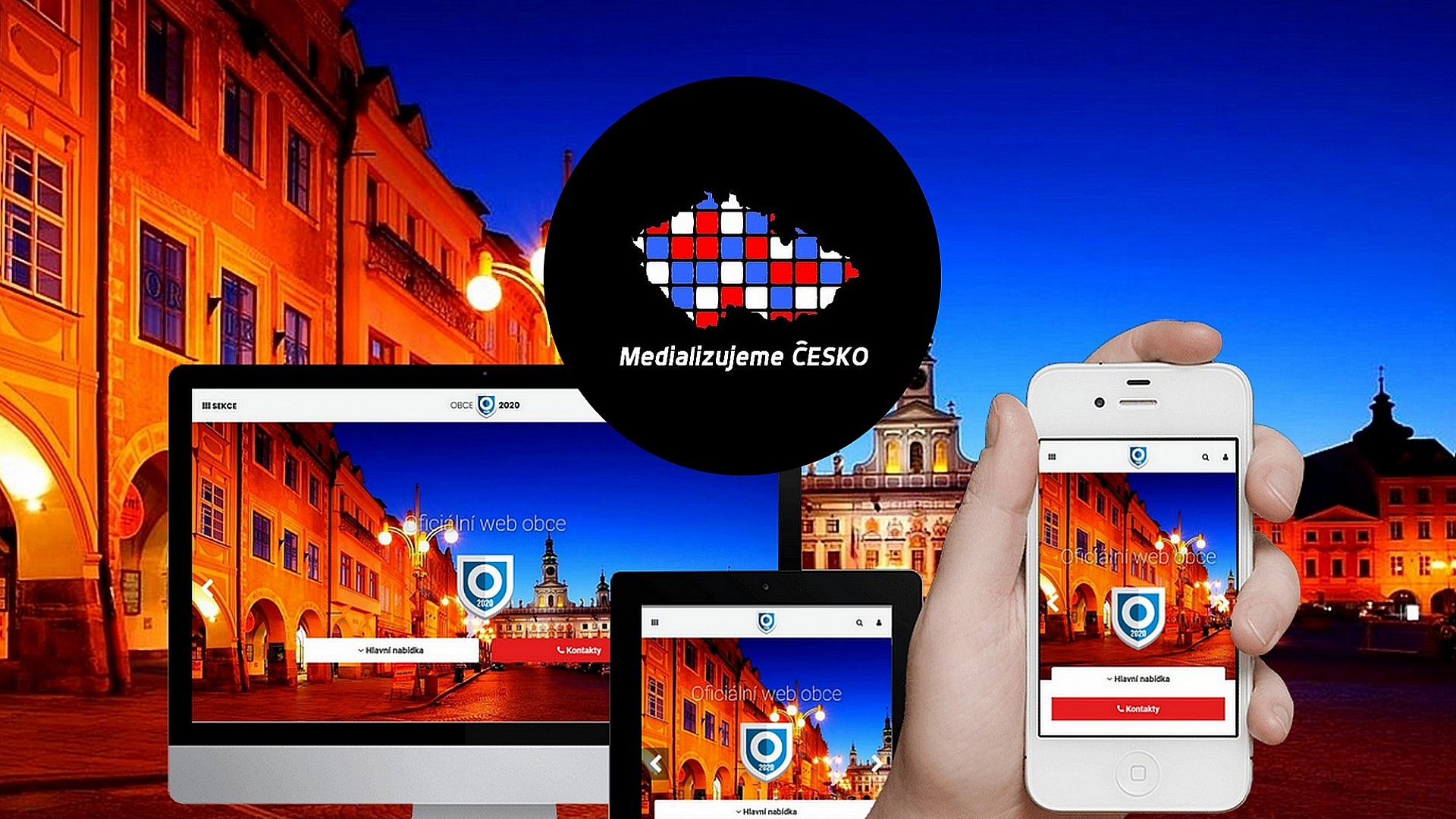 Medializujeme Česko.cz - Medializujeme Česko.cz