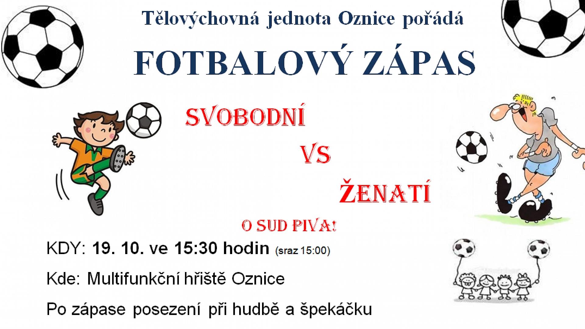 Skýpala Rene - Fotbalový zápas